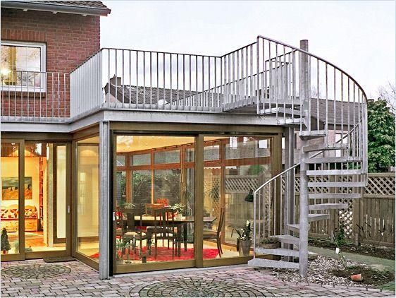 Wintergarten-Terrasse-design-idee