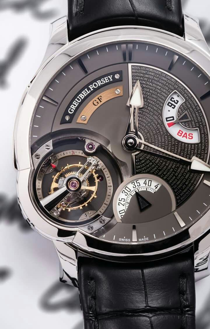 5b0d6fe90b2ea Jack Dowson adlı kullanıcının watches panosundaki Pin, 2019 | Unusual  watches, Amazing watches ve Luxury watches for men