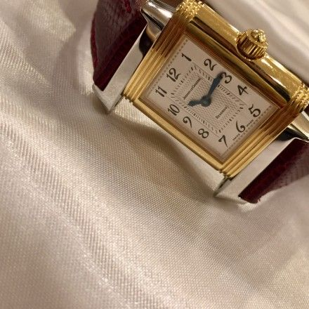 HIROB新丸ビルVintage Jaeger Le Coultreより REVERSO オーバーホール1回無料券プレゼント