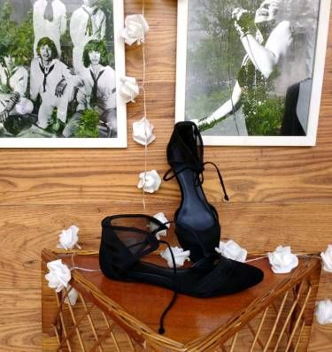 sapatilha black couro - sapatilha my-shoes