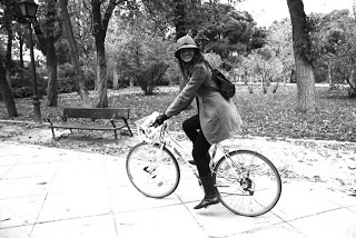 La bici te da muchas alegrías...