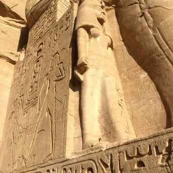 Abu Simbel Templos de Ramses II y Nefertari13