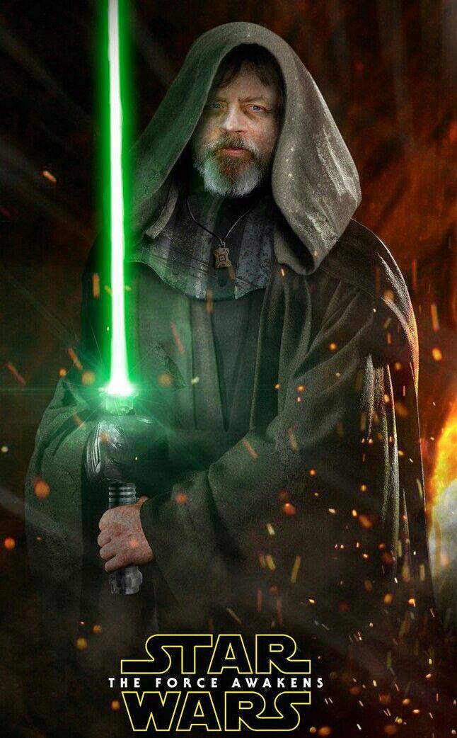 Luke Skywalker The Force Awakens Star Wars Wallpaper Star Wars Luke Skywalker Star Wars Pictures