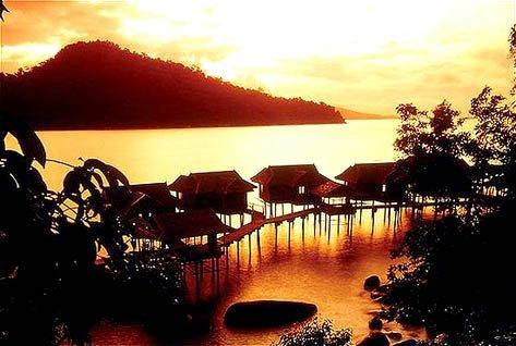 Pangkor Laut Resort, Malaysia