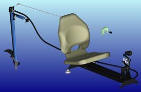 H2Pro-Ped Pedal Boat Kayak