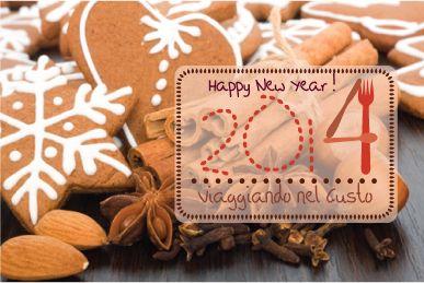 Buon Anno da #Viaggiando nel Gusto - www.viaggiandonelgusto.it