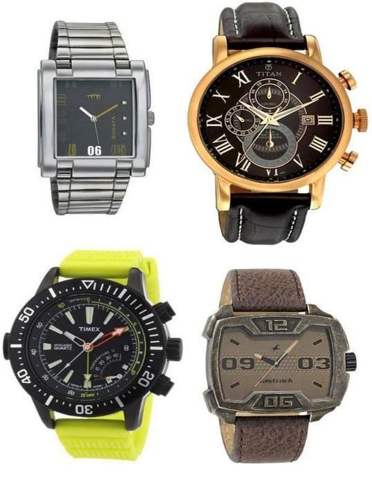 Online shopping of watches can help to get products at home without any extra expenses. Infibeam has best brands of watches for men women like #fastrack watches, #titan watches, casio watches, #sonata watches, #timex watches, citizen watches, #maxima watches more. Shop your favorite watches online or gift to your lovable person with lowest price free shipping delivery..