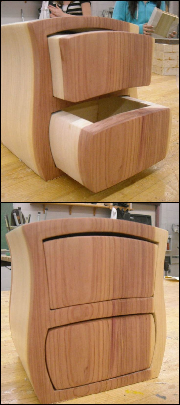 How to make a bandsaw box even