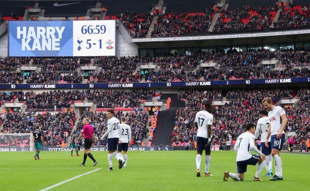 Harry Kanes 2017 record even more impressive compared to Leo Messi By way of Ben Inexperienced Created on: December 26 2017 2:52 pm Closing Up to date: December 26 2017 2:55 pm Tottenham five Southampton 2 What a begin to Boxing Day within the Premier League! Tottenham bagged every other giant win at Wembley on Tuesday as they ripped Southampton to shreds. Because the scoreline suggests Southampton have been all the time in it and may just neatly have scored greater than they 2 they did…