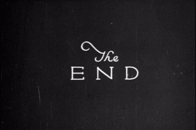 the end animated gif - Google Search