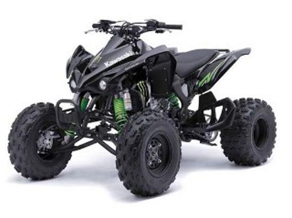 Used 2009 Kfx Monster Energy . My Bike :)