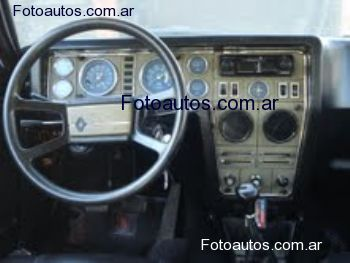 Renault torino zx 1979 $ 33.000