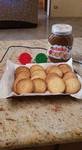 Biscotti semplici Bimby ricetta Ferrero