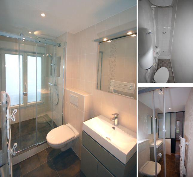 Best 25+ Mini salle de bain ideas on Pinterest   Petite salle de ...