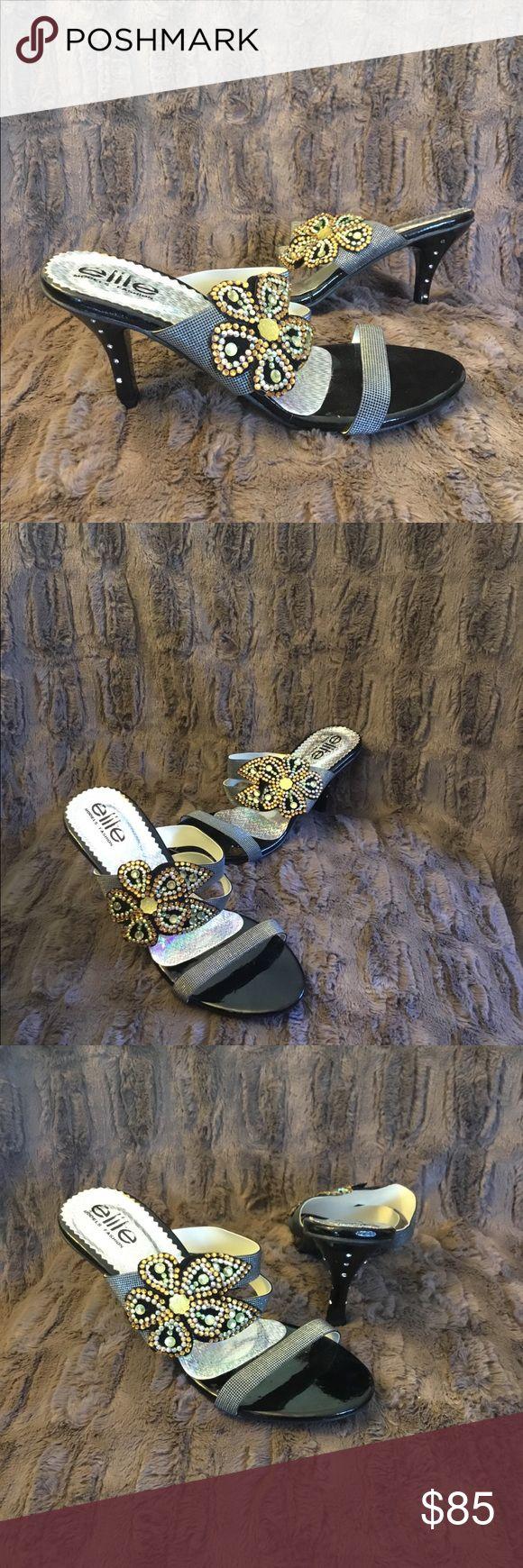 Today's HP🎉New Elite Boutique Sandals Sz 7.5 (38) New Elite  Sandals  Size …