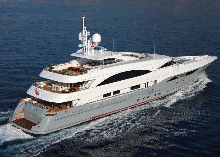 Azerbaijan: Aliyev Family, Friends Cruise Aboard SOCAR Super Yachts