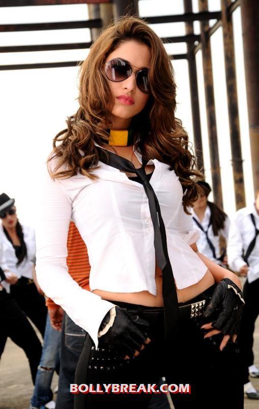 Tamanna Hot Photos From Rebel Movie-2