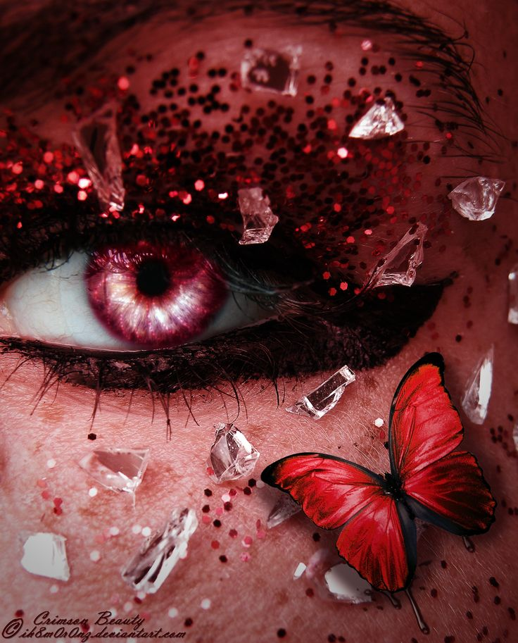 Mv Kiss And Makeup: 1000+ Images About Eyes In Art & Photography On Pinterest