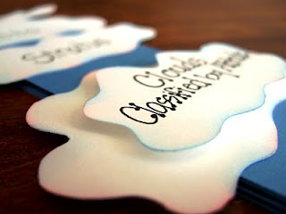 Here is a foldable classifying cloud types by their position in the atmosphere.