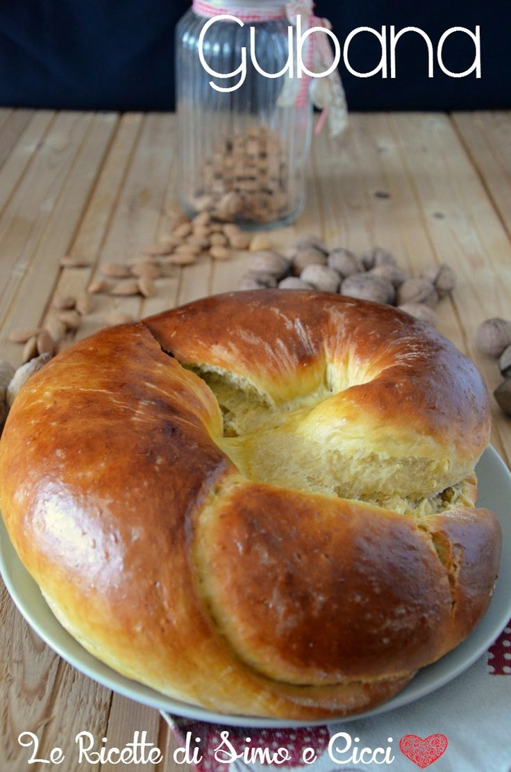 Gubana, ricetta friulana | Le Ricette di Simo e Cicci