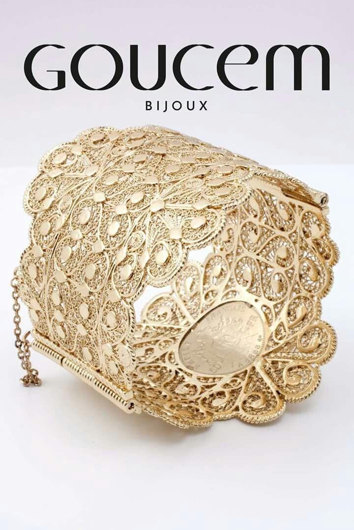 مقياس ذهب جزائري مجوهرات جزائرية الجزائر Bijoux Algerien Jewelry Bracelets Gold Jewelry Jewelry Bracelets