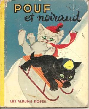 Livre - Pouf Et Noiraud - Probst.Pierre