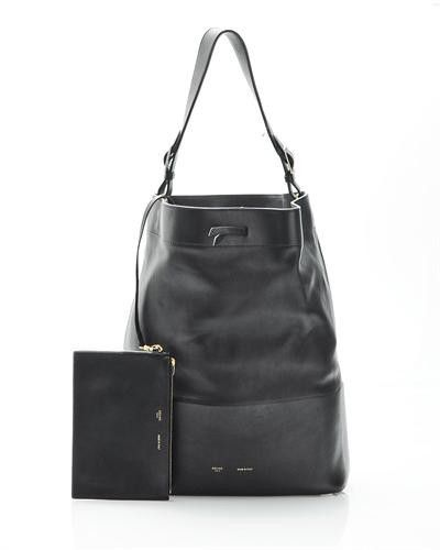 Celine Genuine Leather Shoulder Bag, 8/10 Condition- Made in Italy