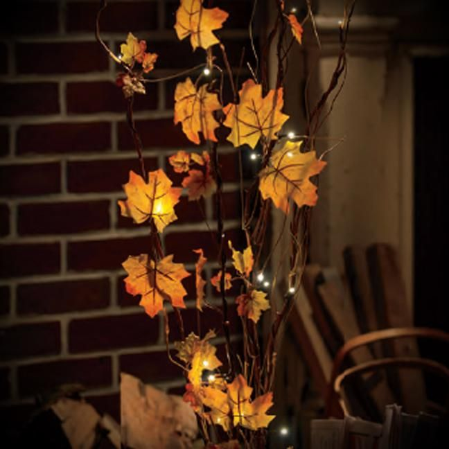 17 best images about indoor fall lanterns decor on for Indoor fall decorating ideas