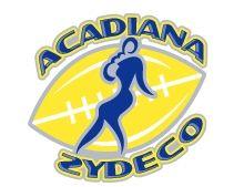 Acadiana Zydeco. League: Women's Football Alliance. 2010-Present. Lafayette, Louisiana.