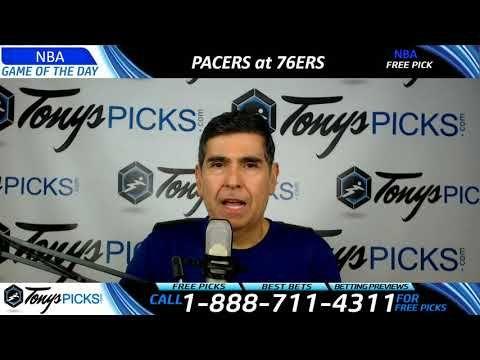 Indiana Pacers vs. Philadelphia 76ers– Free NBA Basketball Picks and Pre...