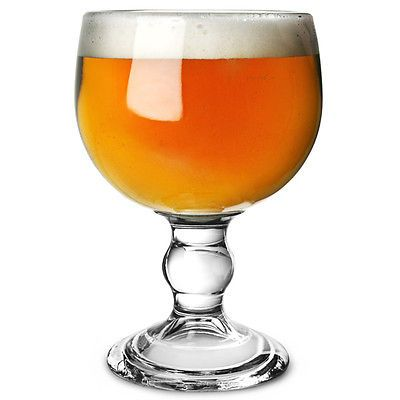 #Hoffman #house weiss beer #goblet 18oz / 510ml | 51cl stemmed beer glasses,  View more on the LINK: http://www.zeppy.io/product/gb/2/141323132276/