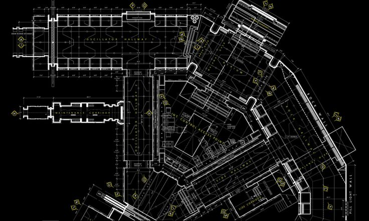 """Wired has a very cool article showcasing several blueprints for the interior of the Starkiller Base, the base of operations of the First Order.   The article reveals that the production name of Starkiller base was """"Evil Castle"""". A name we told you in the past.  From Wired: In The Force Awakens, it's …"""