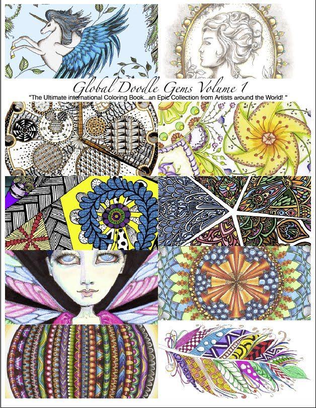 """""""Global Doodle Gems"""" Volume 1"""