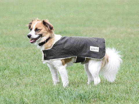 Manteau imperméable Black - Hariet et Rosie
