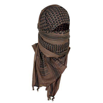 Voodoo Tactical Shemagh, Arab Head Scarf, Kafiya $7.95 (60% OFF)