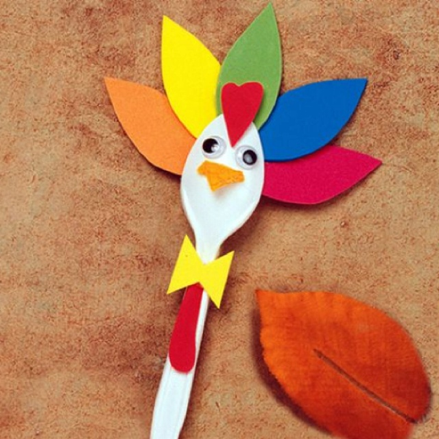 178 best thanksgiving crafts for kids images on pinterest for Thanksgiving turkey arts and crafts