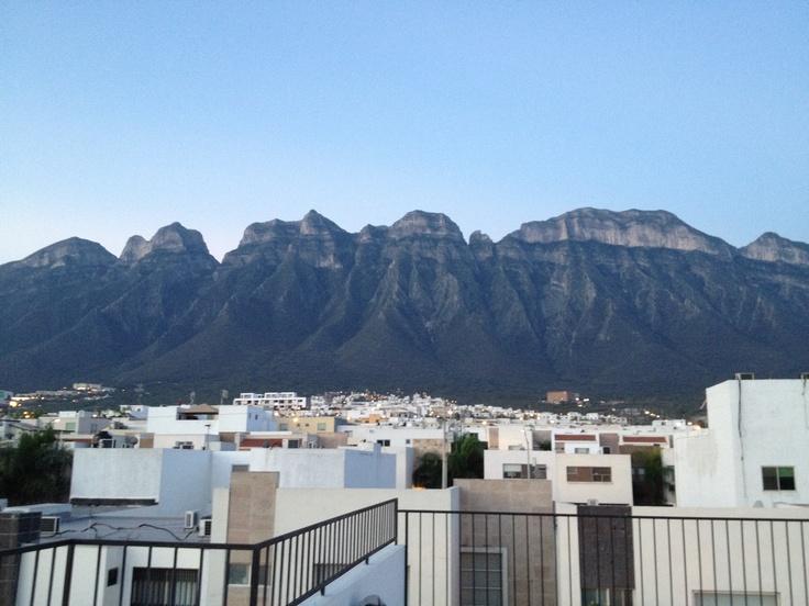 Cerro de las Mitras Monterrey Mx
