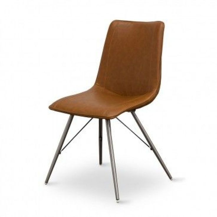 Moods Dining Chair Cognac