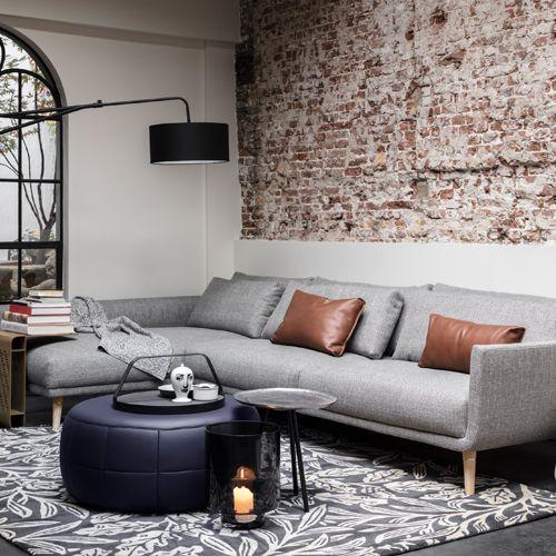 Design on Stock - Byen Lounge bank - hoekopstelling