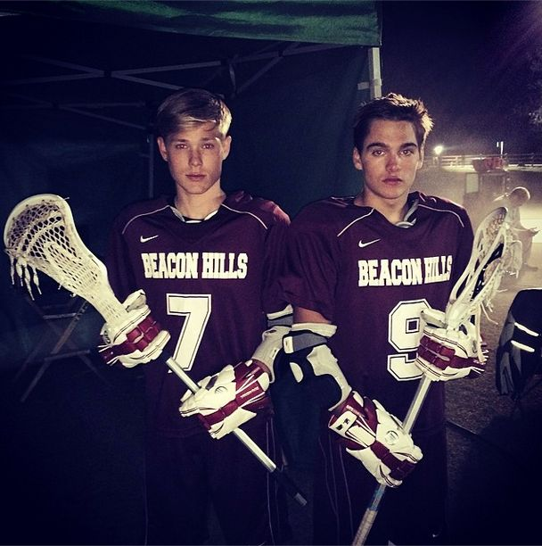We're loving our new cast members and the fact that lacrosse is back! Get excited for season 4 with Mason Dye and Dylan Sprayberry!