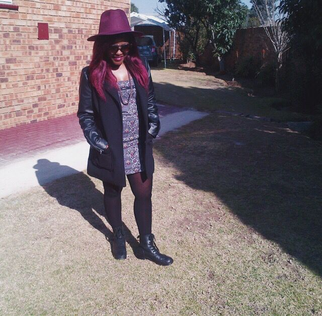 For more on my OOTDs logon to my blog page: www.allthatiseccentric.blogspot.com