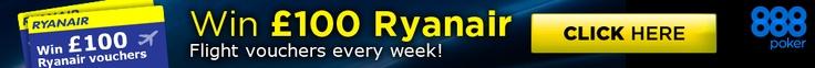 Ryan Air... cheap flights throughout Europe