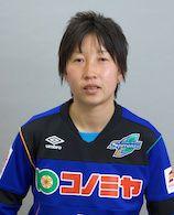スペランツァFC大阪高槻の選手。MFの虎尾 直美