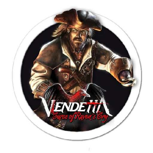 Vendetta. Curse of Ravens Cry by RaVVeNN.deviantart.com on @DeviantArt
