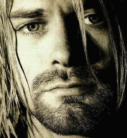 Lovely Curt Cobain.. missed <3