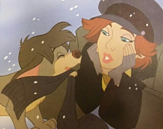 Pooka from Anastasia - illustrated by Aristides Ruiz ...