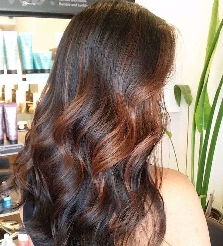 'Root Beer Hair' Is the Fall Brunette Hair Trend You'll Actually Want | Glamour