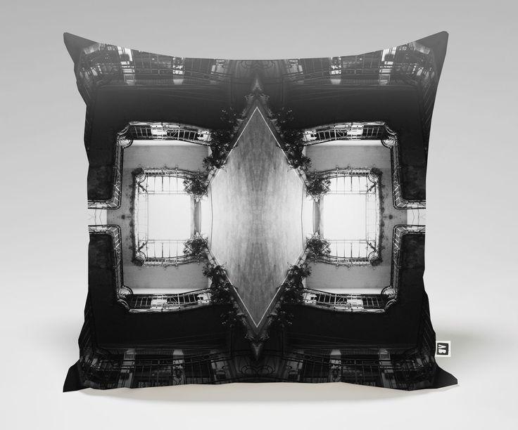 CLO Pillow #10 Interior Garden 1
