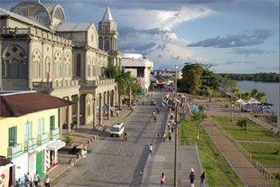 QUIBDÓ, Capital del Choco, Colombia