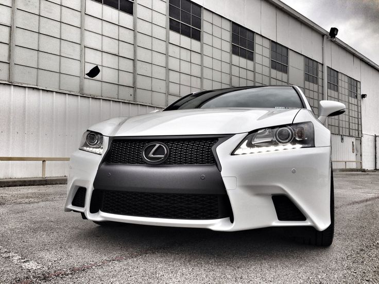 Photo Gallery Clean Starfire Pearl Lexus GS F SPORT